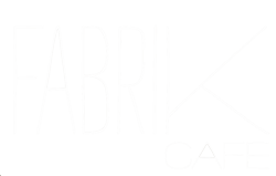 Fabrik Cafe Logo weiß